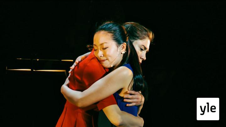 Kaija Saariahon oratorio La passion de Simone: 10.04.2020 12.00