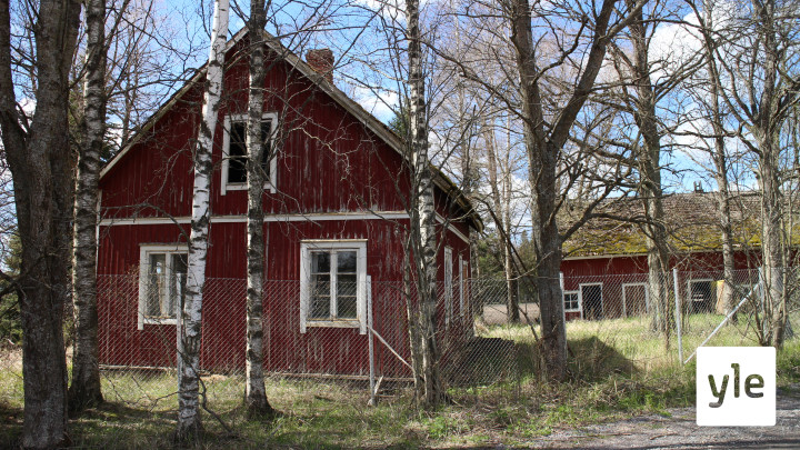 Miksi aika asettui asumaan rintamamiestaloon Lounais-Suomeen? Mistä Khronoksen talossa on kysymys?