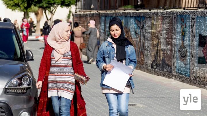 Gazan nuoret astuvat aikuisuuteen ilman tietoa tulevasta