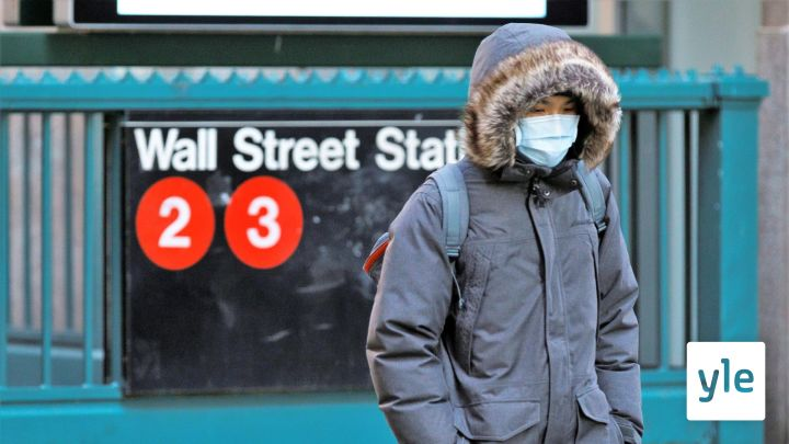 Pandemia työntää maailmantaloutta taantumaan
