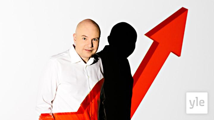 Sijoittajavieraana Svenne Holmström