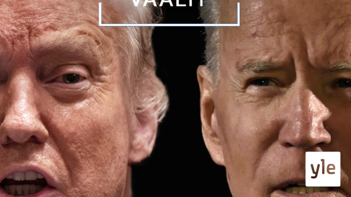 Yhdysvallat käy kohti vaaleja entistä jakaantuneempana