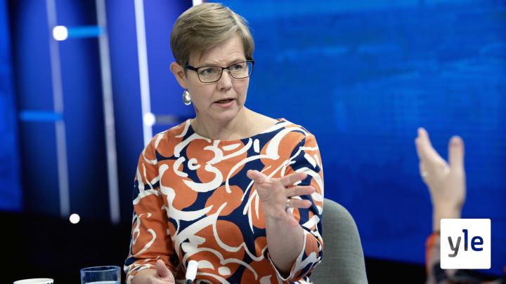 Ympäristöministeri Krista Mikkonen (vihr.): Lähtevätkö vihreät hallituksesta ilman tyydyttäviä turvepäätöksiä?