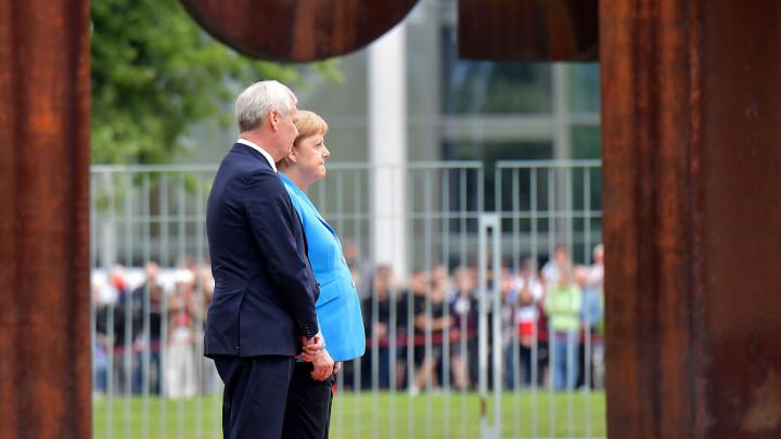 Merkel ja Rinne tapaavat Berliinissä (S): 10.07.2019 14.44