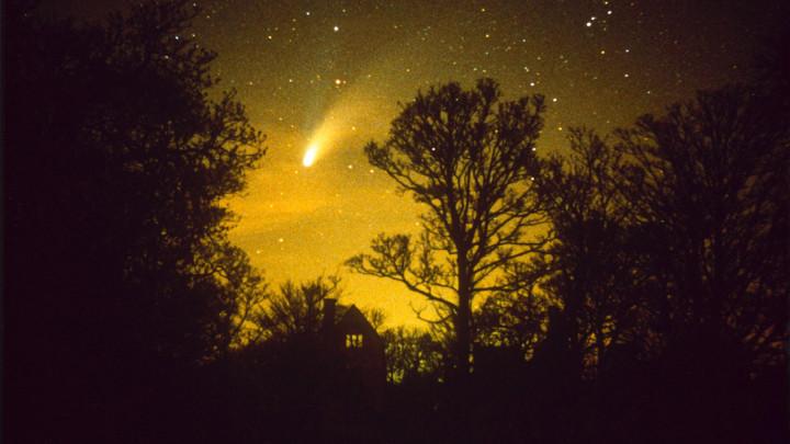 Komeetoista tietoa elämän synnystä Maassa