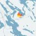 Varkauden Könönpellossa Ahmakadulla oli perjantaina 27.7. tahallaan sytytetyksi epäilty tulipalo.