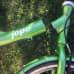 Katkennut vihreän Jopon runko
