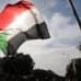 Sudanin lippu.