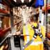 Amazonin logistiikkakeskus.