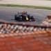 Max Verstappen ajaa Imolan F1-radalla.