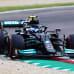 Valtteri Bottas ajaa Imolan radalla.