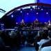 Lou Reed esintymässä Huvilassa 2009