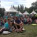 Yleisöä Pori Jazz Kids-festivaalilla