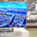 Ultra hd -televisio esillä myymälässä.
