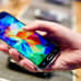 Samsung Galaxy S5 -älypuhelin.