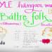 Ylen tekemä puffikuva Bättre Folk -festivaalista