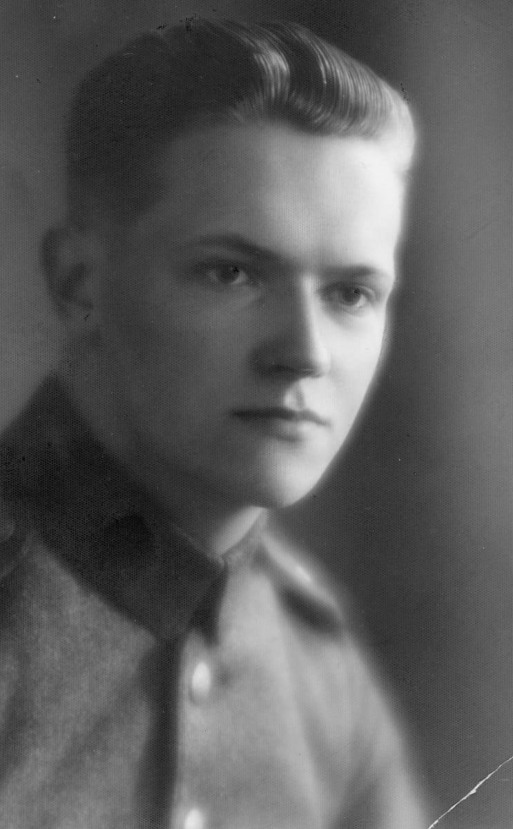Kalle Lehmus 1927.