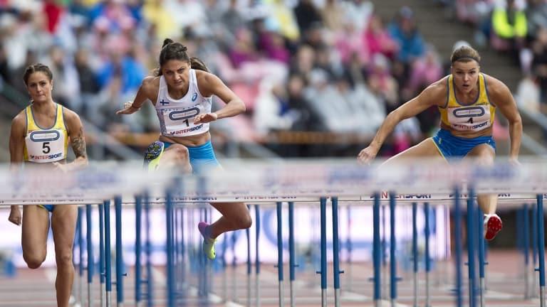 Maaottelussa toiveet kääntyvät Suomen naisiin – kilpailukalenteri antaa etua ruotsalaisille ...