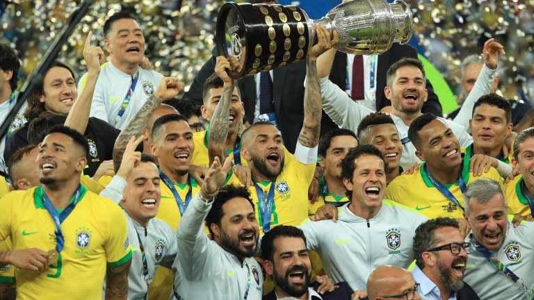 Brasilian Jalkapallomaajoukkue