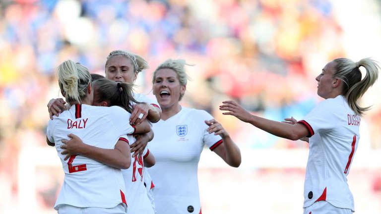 Englannin Jalkapallomaajoukkue