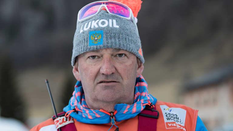 Venäjän hiihtovalmentaja suomii Wadan päätöstä sulkea maa arvokisoista...