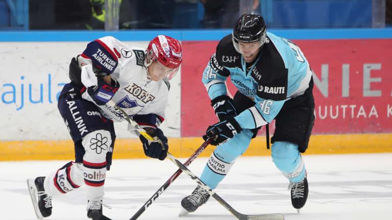 Jääkiekkoliiga kestää lokakuun alusta toukokuulle  halleihin 40-60...