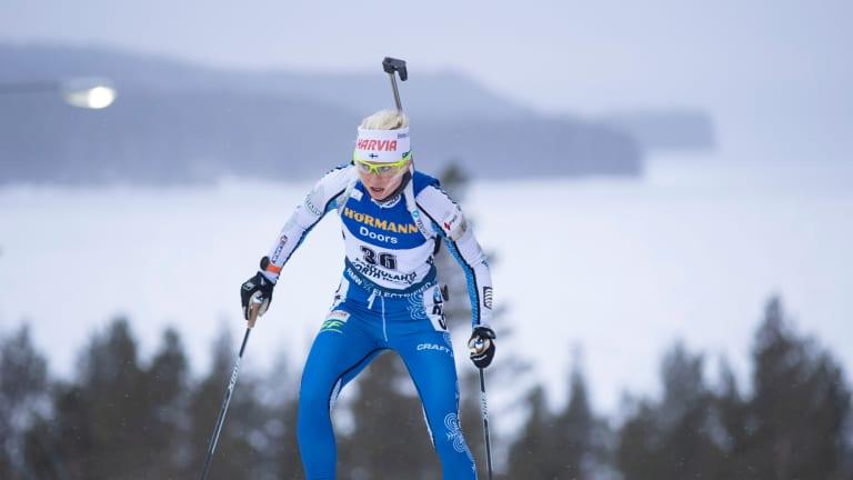 Mari Ederin ammunta tökki  ruotsalaisilla todella vahva...