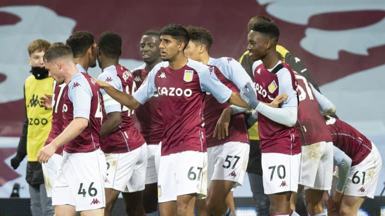 Aston Villan junioripoppoo kiusasi Liverpoolia tunnin ajan FA...