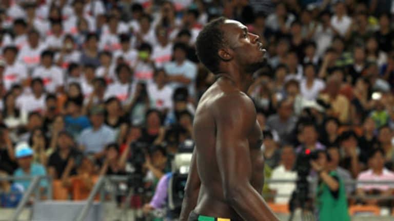 Usain Bolt Varaslähtö