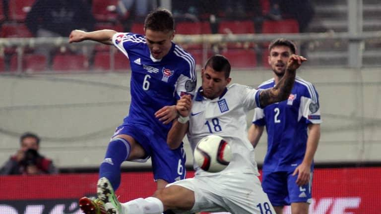 Suomi Kreikka Jalkapallo Tv