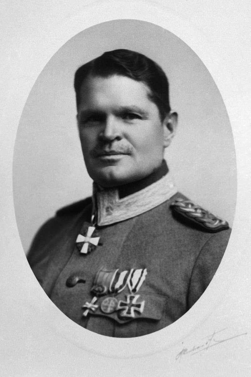 Kenraalimajuri Bruno Fredrik Jalander.