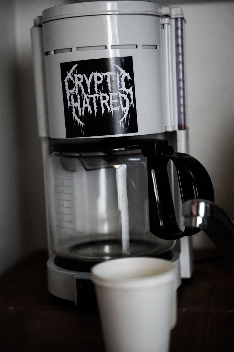 Cryptic Hatred