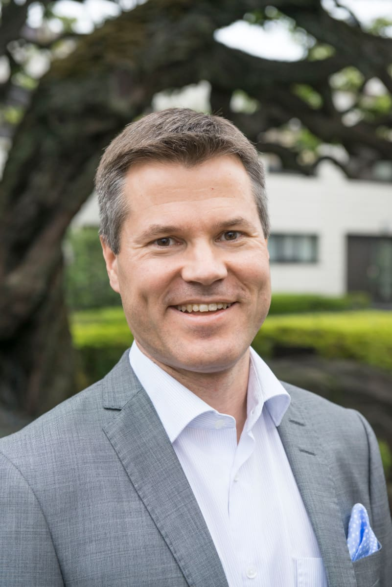 Markus Kokko Suomen Tokion-suurlähetystö