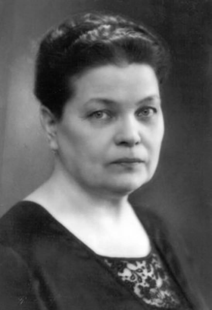 Maria Jotuni.