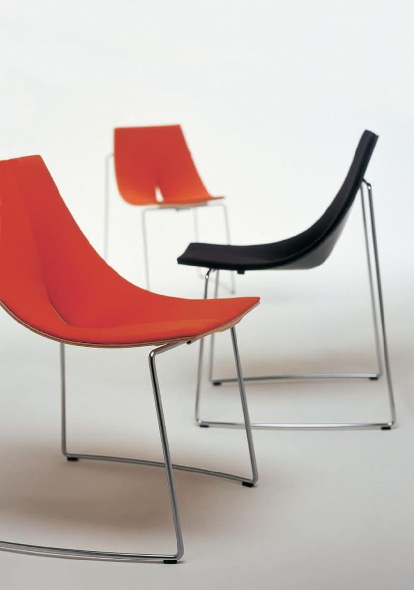Teemu Järven suunnittelema Vera-tuoli.