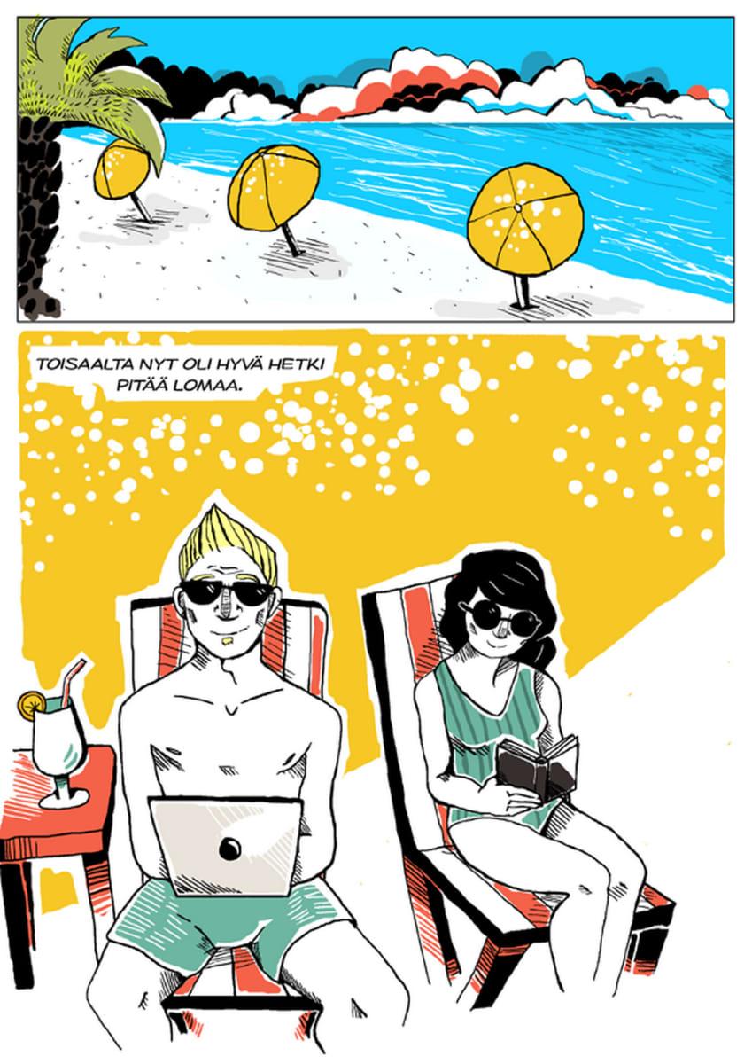Silminnäkijä - Mikon tarina, sivu 4