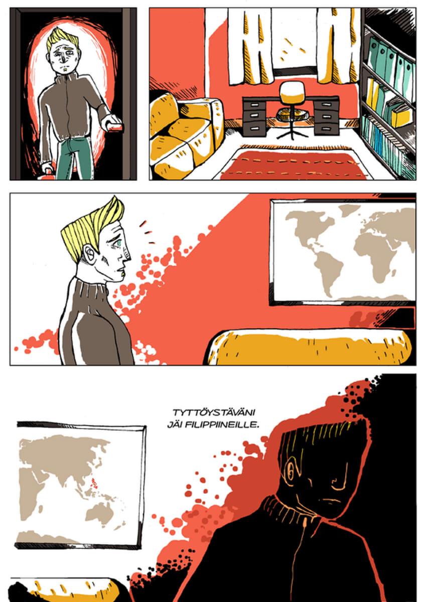 Silminnäkijä - Mikon tarina, sivu 7