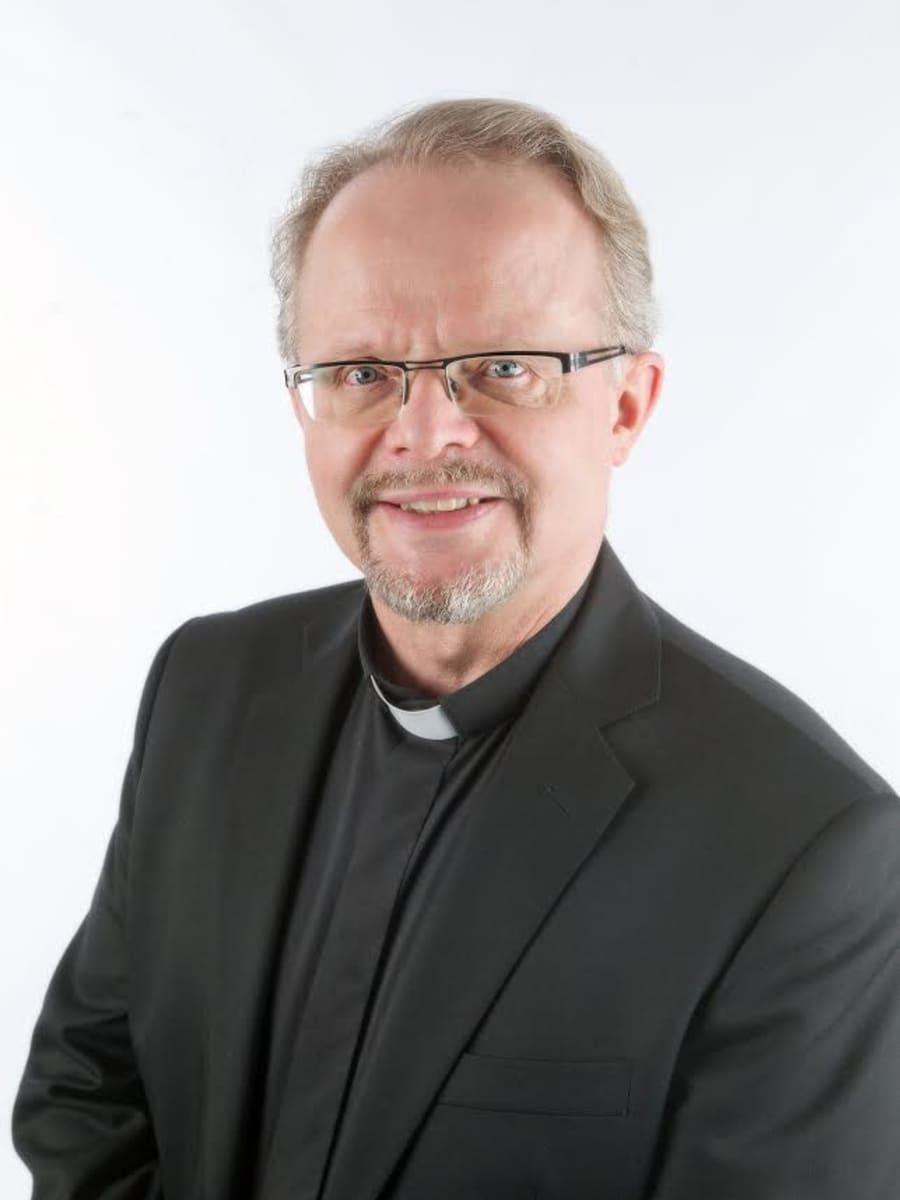 Rovaniemen uusi kirkkoherra Kari Yliräisänen