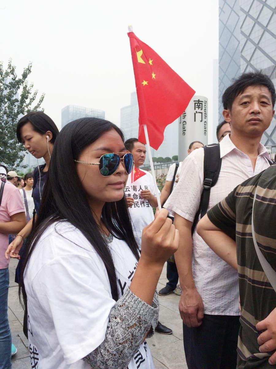 Sijoitushuijaus Kiinassa.