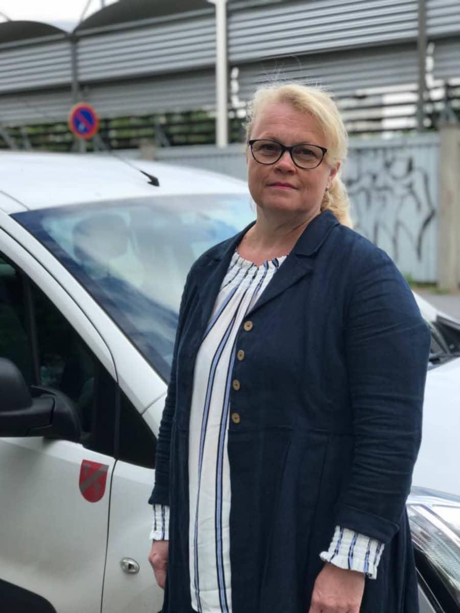 Arja-Liisa Heikkilä, vastaava palveluesimies