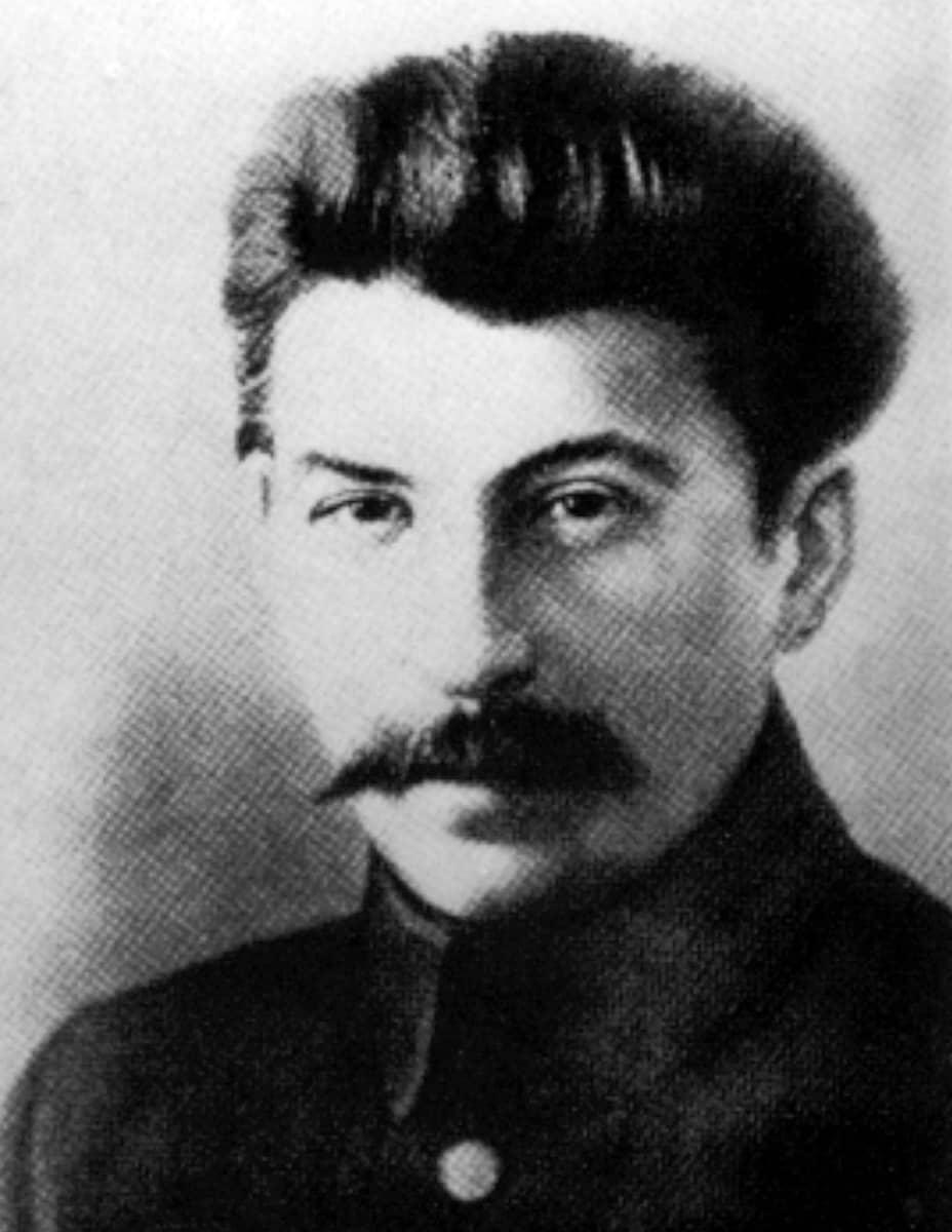 Nuori Stalin.
