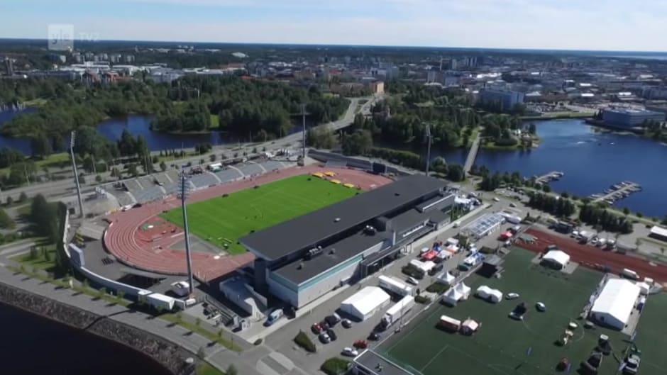 tv suomi ohjelmat Oulu