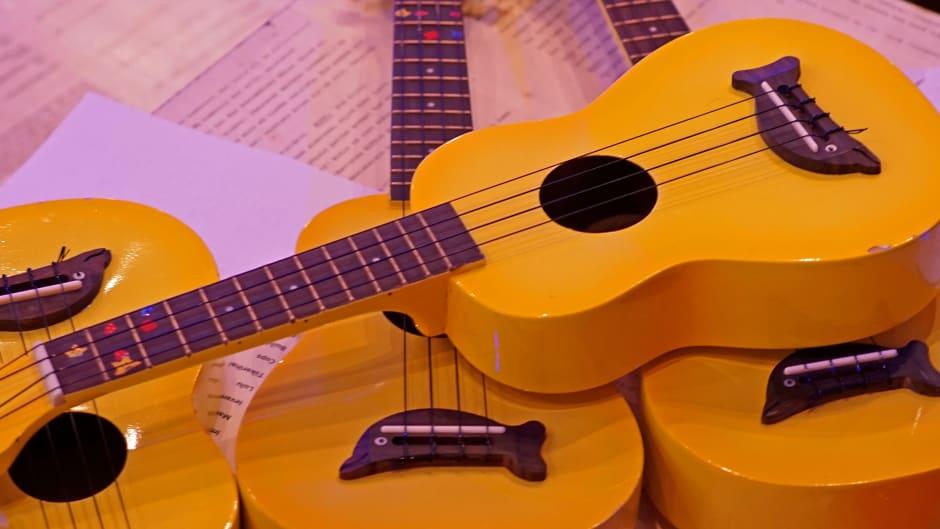 Pieni ukulelefestivaali  KulttuuriCocktail  TV  Areena  yle fi