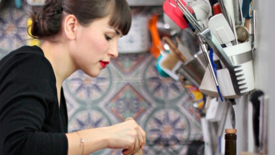 Jakso 5  Pieni keittiö Pariisissa  TV  Areena  yle fi