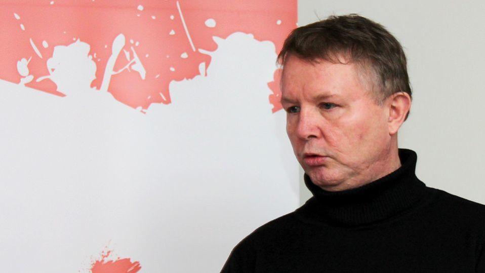 Rovaniemen kaupunginvaltuutettu ja eduskuntavaaliehdokas Vesa Puuronen, Vasemmistoliitto