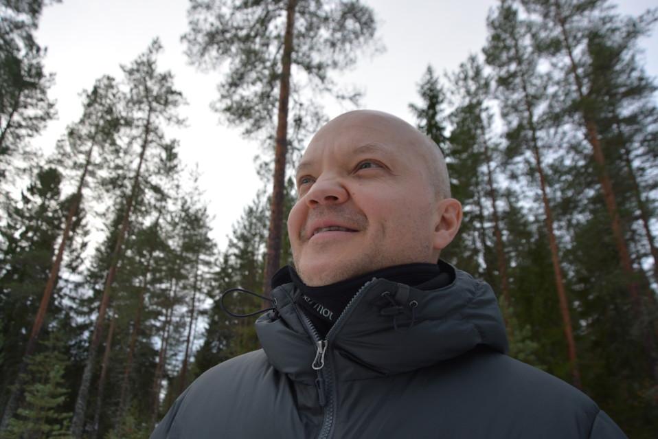 Timo Polari seikkailija