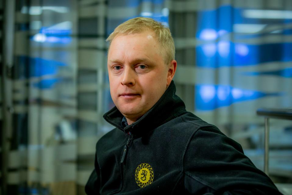 Onnettomuustutkintakeskus, tutkinnanjohtaja Kai Valonen