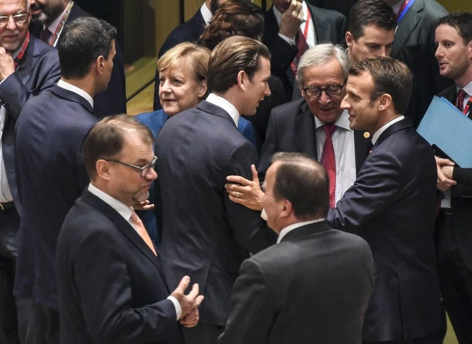 EU-maiden johtajilla riittää puitavaa. Tästä joukosta irtautuminen on osoittautunut Brittannialle odotettua vaikeammaksi.