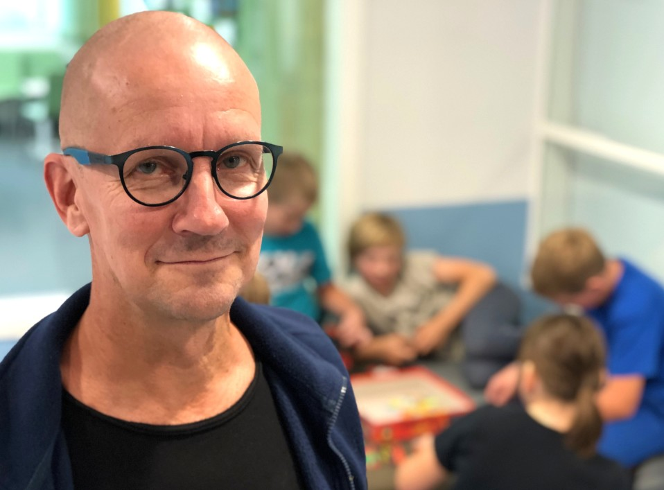 Emotion-tracking app introduced in southern Finland school