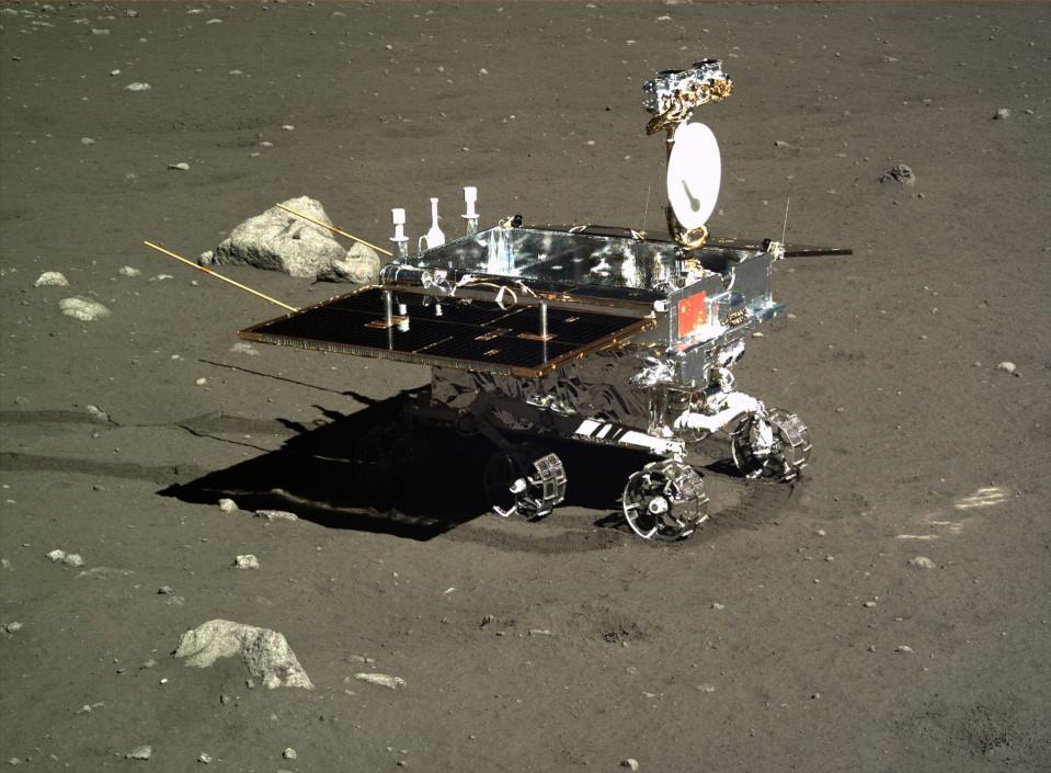 Kiinan luotain laskeutuu ehkä jo tänään Kuun